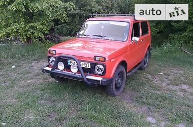 ВАЗ 2121 1981 в Лохвице