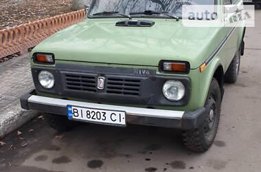ВАЗ 2121 1980 в Чутове