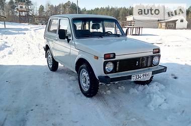 ВАЗ 2121 1990 в Рокитном