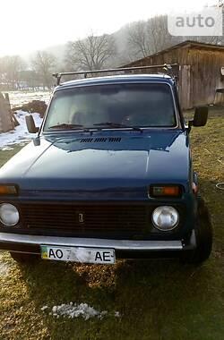 ВАЗ 2121 2001 в Тячеве
