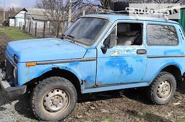 ВАЗ 2121 1984 в Черкассах