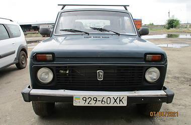 Внедорожник / Кроссовер ВАЗ 2121 1992 в Чугуеве