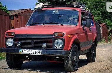 Внедорожник / Кроссовер ВАЗ 2121 1990 в Ужгороде