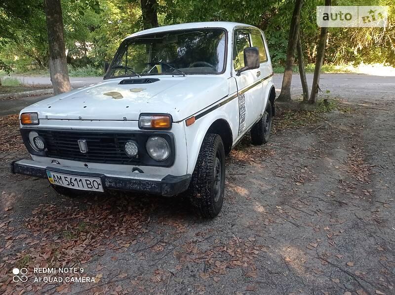 Внедорожник / Кроссовер ВАЗ 2121 1989 в Малине