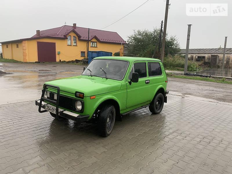 Внедорожник / Кроссовер ВАЗ 2121 1992 в Каменке-Бугской