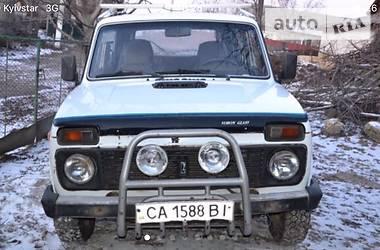 ВАЗ 2131 2002 в Черкассах