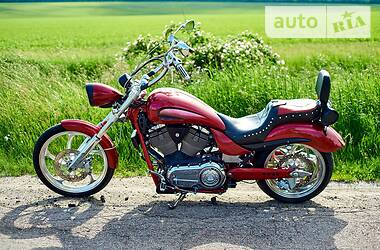 Мотоцикл Кастом Victory Vegas 2006 в Кропивницькому