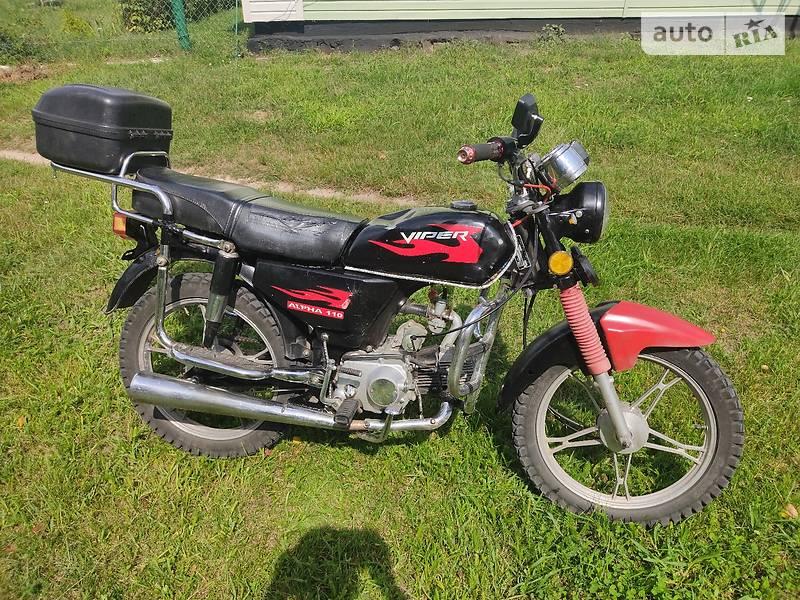 Мотоцикл Классик Viper 125 2014 в Вараше
