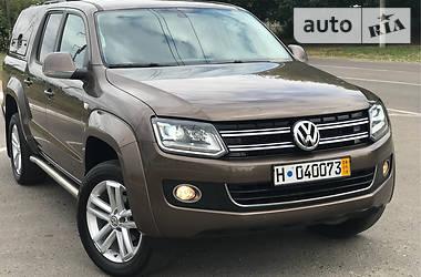 Volkswagen Amarok 2015 в Ровно