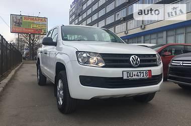 Volkswagen Amarok 2014 в Харкові