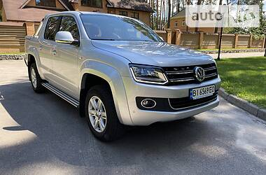Volkswagen Amarok 2015 в Чернигове