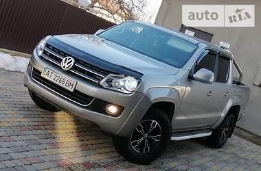 Volkswagen Amarok 2012 в Ивано-Франковске