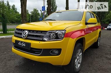 Пикап Volkswagen Amarok 2013 в Киеве