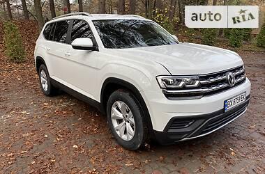 Volkswagen Atlas 2018 в Трускавце