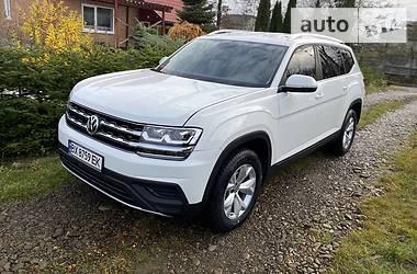 Volkswagen Atlas 2018 в Трускавці