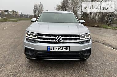 Внедорожник / Кроссовер Volkswagen Atlas 2017 в Пирятине