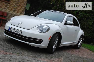 Volkswagen Beetle 2015 в Луцке