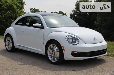 Volkswagen Beetle 2016 в Львове