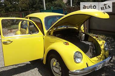 Купе Volkswagen Beetle 1972 в Днепре