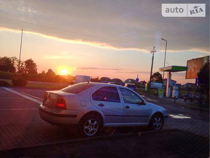 Volkswagen Bora 1999 в Львове