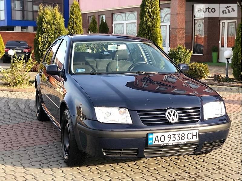 Volkswagen Bora 2002 в Мукачево