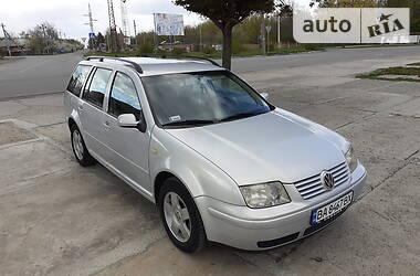 Volkswagen Bora 1999 в Знаменке