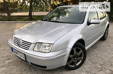 Седан Volkswagen Bora 2001 в Луцьку