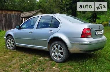 Седан Volkswagen Bora 2003 в Івано-Франківську