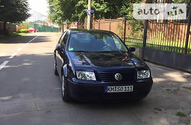 Седан Volkswagen Bora 1999 в Львові