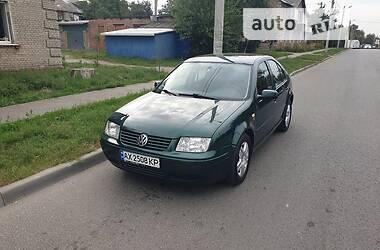 Седан Volkswagen Bora 1999 в Харкові
