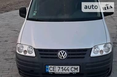 Volkswagen Caddy груз-пас 2007 в Черновцах