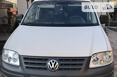 Volkswagen Caddy груз-пас 2004 в Ровно