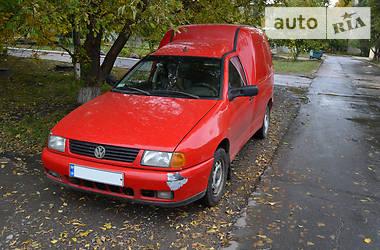 Volkswagen Caddy груз. 1995 в Донецке