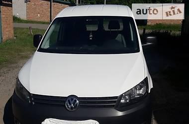 Volkswagen Caddy груз. 2012 в Полтаве
