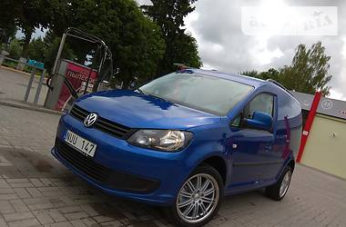 Volkswagen Caddy груз. 2013 в Дубно