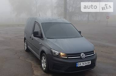 Volkswagen Caddy груз. 2017 в Кременчуге