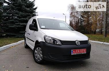 Volkswagen Caddy груз. 2014 в Полтаве
