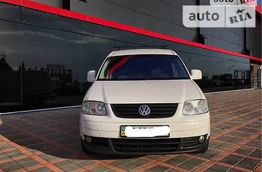 Volkswagen Caddy груз. 2008 в Львові