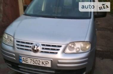 Volkswagen Caddy груз. 2006 в Каменском