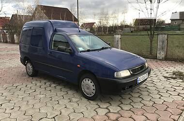 Volkswagen Caddy груз. 2003 в Ужгороде