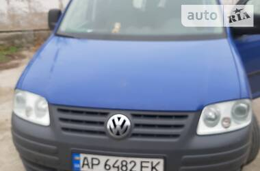 Volkswagen Caddy груз. 2006 в Мелитополе