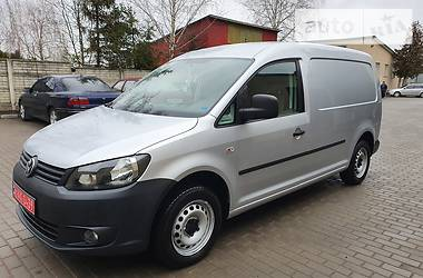 Volkswagen Caddy груз. 2015 в Луцке