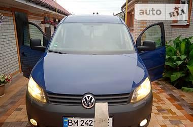Volkswagen Caddy груз. 2013 в Сумах