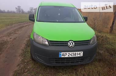 Volkswagen Caddy груз. 2011 в Мелитополе