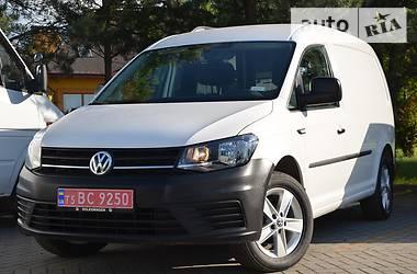 Легковой фургон (до 1,5 т) Volkswagen Caddy груз. 2018 в Дрогобыче