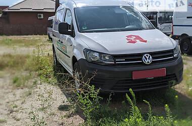 Минивэн Volkswagen Caddy груз. 2017 в Ровно