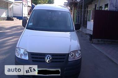 Volkswagen Caddy пасс. 2008 в Подольске