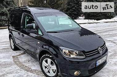 Volkswagen Caddy пасс. 75KWT WEBASTO 2011