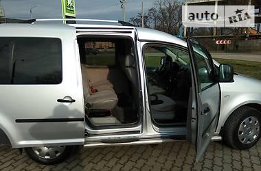 Volkswagen Caddy пасс. 1.9 TDI AC 2007