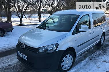 Volkswagen Caddy пасс. MAXI 2011